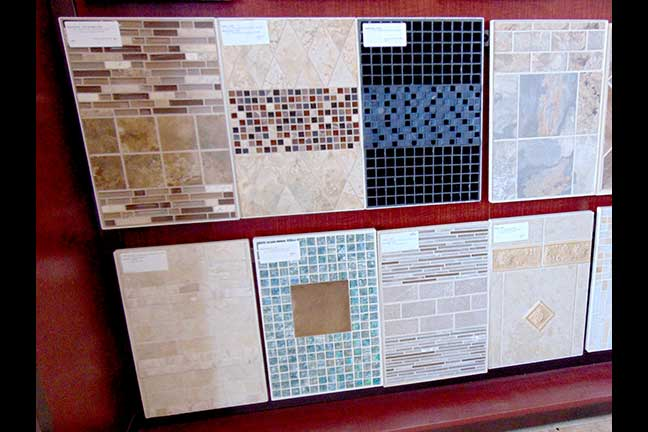 Finding the Perfect Combination of Bathroom Tiles is Easy with the Selection at Interior Dreams