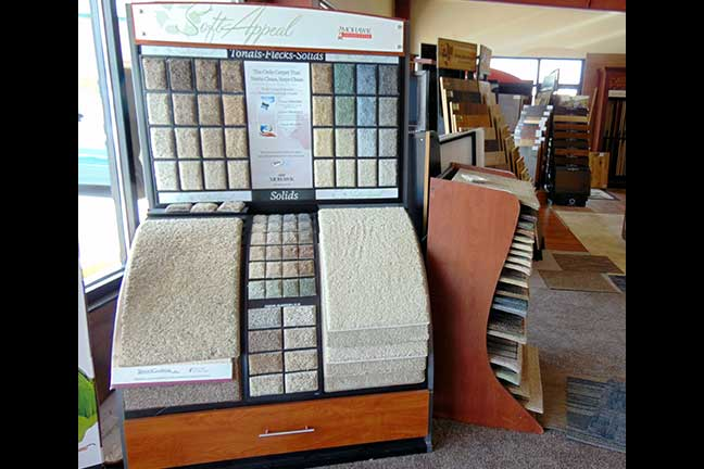 Looking for Luxuriously Soft Carpet? Come in and Look at the Soft Appeal Selections