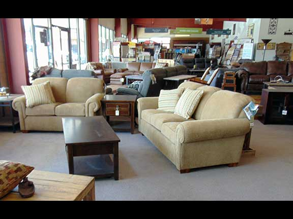 Drop into Comfort at the End of the Day with a Soft and Cozy Living Room Set from Interior Dreams